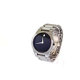 Movado 0605619 0606619 37mm Mens Watch