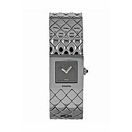 Chanel Matelasse 19mm Womens Watch