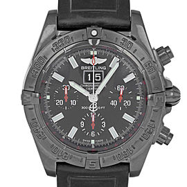 Breitling Blackbird Windrider Limited Edition M44359 44mm Mens Watch