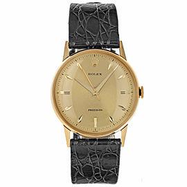 Rolex Precision 8961 33mm Womens Watch
