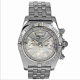 Breitling Chronomat AB0110 44mm Mens Watch