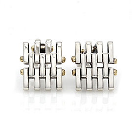 Tiffany & Co. Gate Cufflinks in Sterling Silver