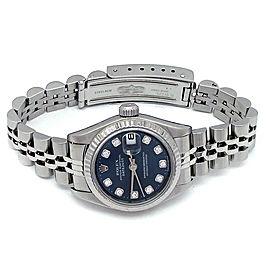 Rolex Datejust 79174 Womens 26mm Watch