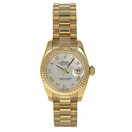 Rolex Datejust 178238 31mm Womens Watch