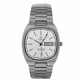 Omega Seamaster 166.0213.1 Vintage 35mm Unisex Watch
