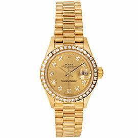 Rolex Datejust 79138 26mm Womens Watch