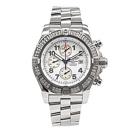 Breitling Chronograph A13370 48mm Mens Watch