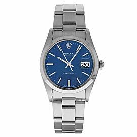 Rolex OysterDate M6694/0 Vintage 34mm Unisex Watch
