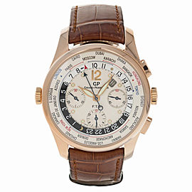 Girard Perregaux WW.TC 49805 43mm Mens Watch
