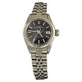 Rolex Date 6916 26mm Womens Vintage Watch