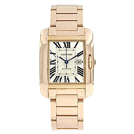 Cartier Tank W5310003 34mm Mens Watch
