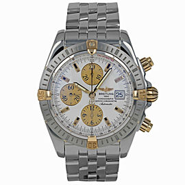 Breitling Chronomat Evolution B1335611/G570 44mm Mens Watch