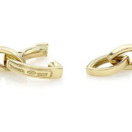Tiffany & Co. Gold Marquise Link Bracelet