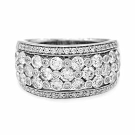 Tapered Diamond Fashion Ring in Gold