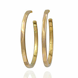 Ippolita Large Hoop Earrings in Gold