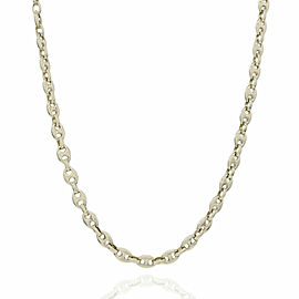 Gucci Style Chain Necklace in Gold