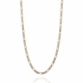 Figaro Necklace in Gold