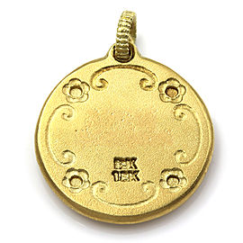 Barry Kronen Babylicious Charm Pendant in Gold