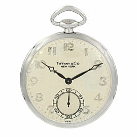 Vintage Tiffany & Co Pocket Watch