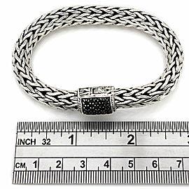 Hardy Sapphire Chain Bracelet in Silver