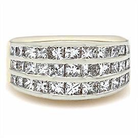 Princess Diamond Ring in Gold
