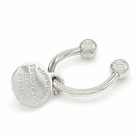 Tiffany Key Ring in Silver