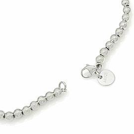 Tiffany & Co. Return to Tiffany Heart Tag Bead Bracelet SS