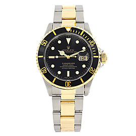 Two Tone Rolex Submariner 16613LN