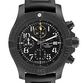Breitling Avenger Night Mission DLC Coated Titanium Watch V13317