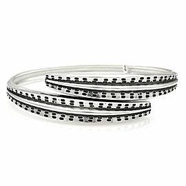 Vintage David Andersen Norway Sterling Silver Bangle Bracelet