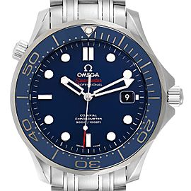 Omega Seamaster Diver Co-Axial Mens Watch 212.30.41.20.03.001 Unworn