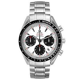 Omega Speedmaster Date Panda Dial Steel Watch 323.30.40.40.04.001