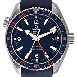 Omega Seamaster Planet Ocean GMT Steel Mens Watch 232.32.44.22.03.001 Unworn
