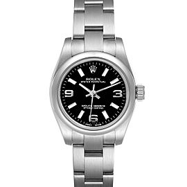 Rolex Oyster Perpetual Nondate Oyster Bracelet Ladies Watch 176200