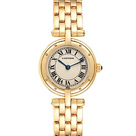 Cartier Panthere Vendome 18K Yellow Gold Ladies Watch 6692