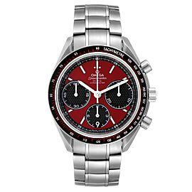 Omega Speedmaster Racing Red Dial Mens Watch 326.30.40.50.11.001