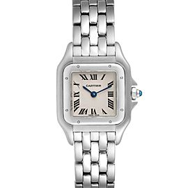 Cartier Panthere Ladies Small Stainless Steel Watch W25033P5