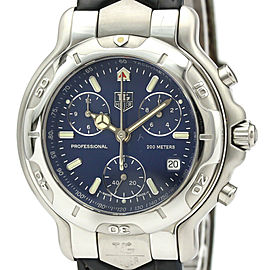 TAG HEUER Stainless Steel 6000 Chronogragh HK-2045