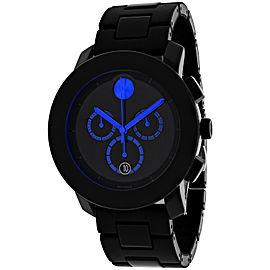 Movado Bold 3600101 43mm Mens Watch