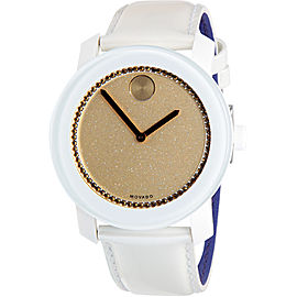 Movado Bold 3600220 42mm Womens Watch