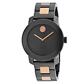Movado Bold 3600327 36mm Womens Watch