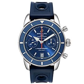 Breitling SuperOcean Heritage 44 Blue Dial Mens Watch A23370