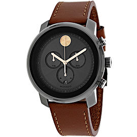 Movado Bold 3600421 45mm Mens Watch