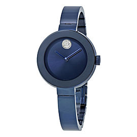 Movado Bold 3600425 35mm Womens Watch