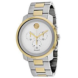 Movado Bold 3600432 43mm Mens Watch