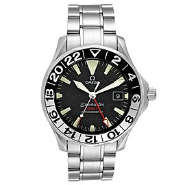 Omega Seamaster GMT 50th Anniversary Steel Mens Watch 2234.50.00