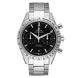 Omega Speedmaster 57 Co-Axial Chronograph Watch 331.10.42.51.01.001 Box Card