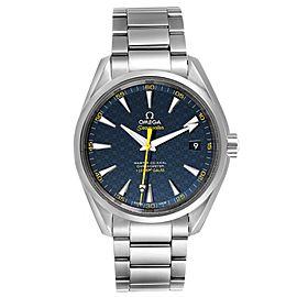 Omega Seamaster Aqua Terra Spectre Bond Watch 231.10.42.21.03.004 Box Card