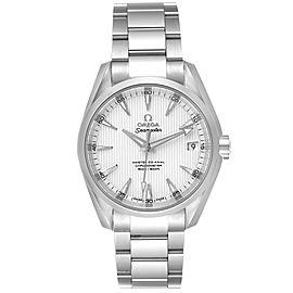 Omega Seamaster Aqua Terra Mens Watch 231.10.39.21.02.002 Unworn