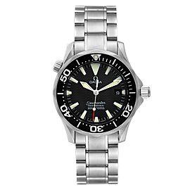 Omega Seamaster James Bond 36 Midsize Black Dial Watch